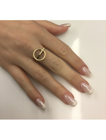 Δαχτυλίδι - κυκλικό σχήμα