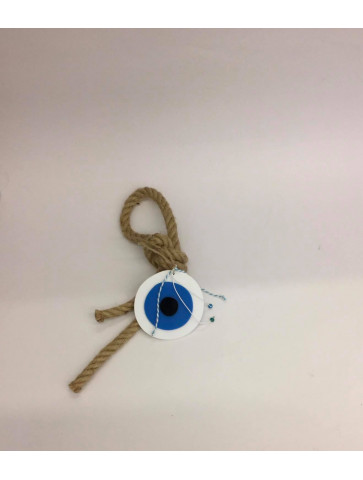 Decorative plexiglass eye -...