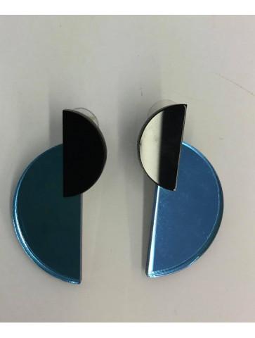 Earrings - Plexiglass EA-...