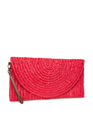 Straw Clutch - Basic colours
