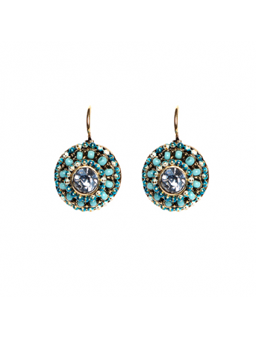 Round shaped Earring -...