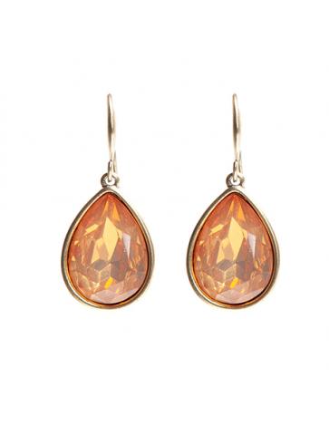 Earrings - drop shaped...
