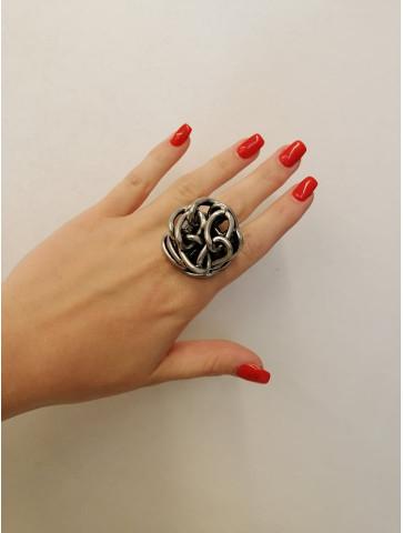 Handmade Ring - Chain