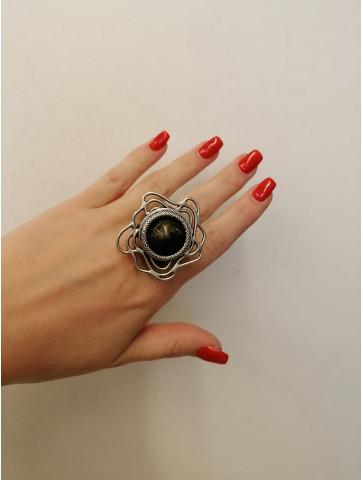 Χειροποίητο  δαχτυλίδι...