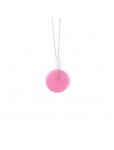 Plexiglass hanging circles