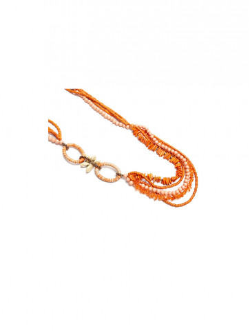 Multiline necklace