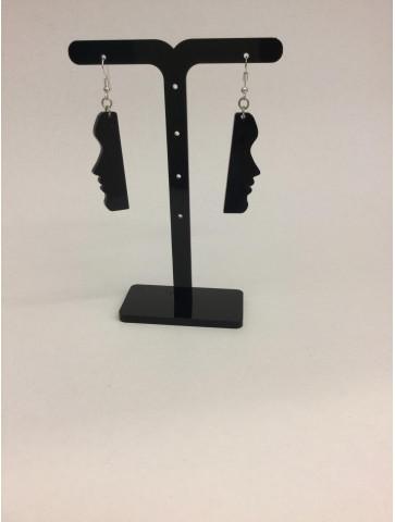 PROFILE - Plexiglass Earrings