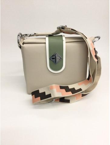 Shoulder / cross bag - box...