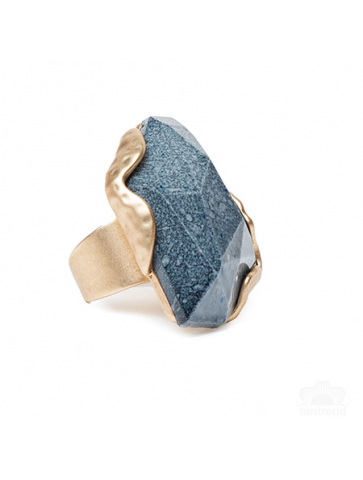 Adjustable irregular Ring