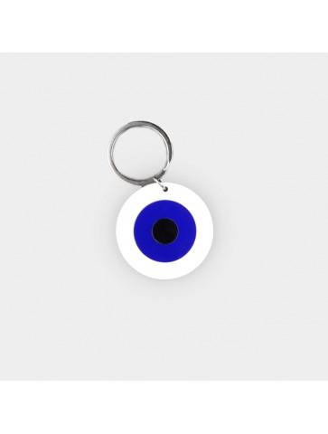 ROUND EYE - Plexiglass keychain