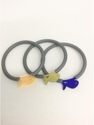 Silicone Bracelets - Fish