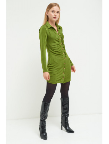 Lurex Dress.
