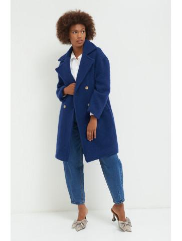 Παλτό από βραστό μαλλί
