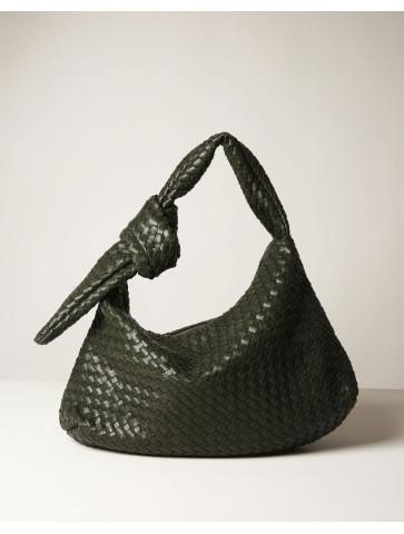 Shoulder bag - knot on the...