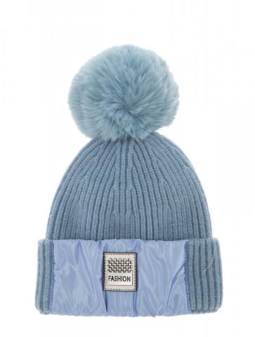 Monochrome Hat - tassel -...