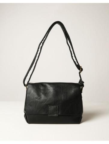 Black shoulder bag...