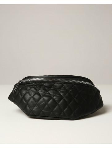 Μαύρη τσάντα μέσης / χιαστί...