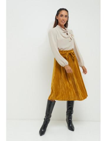 Full Skirt in crackle...