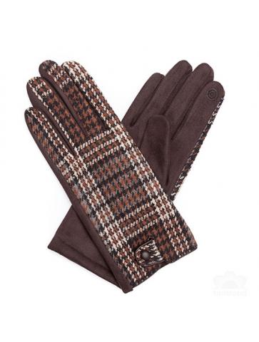 Checkered Glove