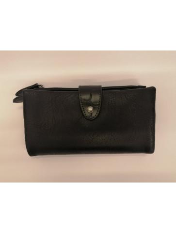 Large black Wallet
