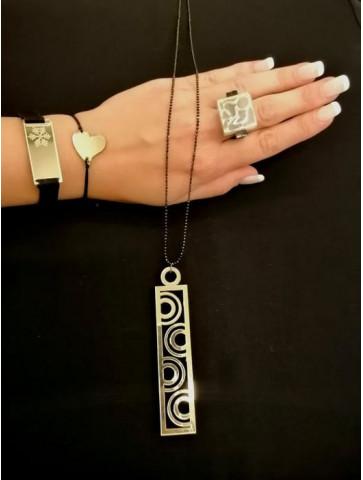 Heart - Plexiglass - bracelet