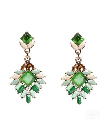 Diamond shaped Earrings