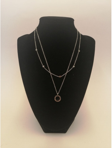 Silver Stainless Steel Chain
