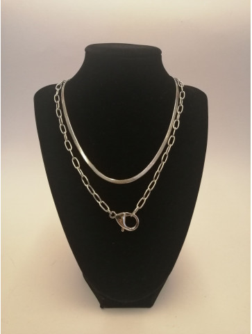 Stainless Steel necklace -...
