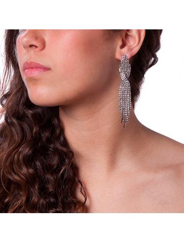 Long strass Earrings