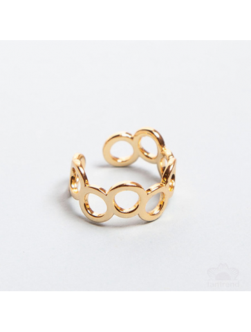14 k gold plated stainless...